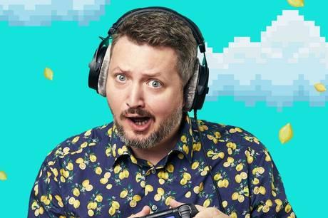 """Den danske YouTuber ComKean kommer til Aarhus med sit liveshow """"Gamerlife""""."""