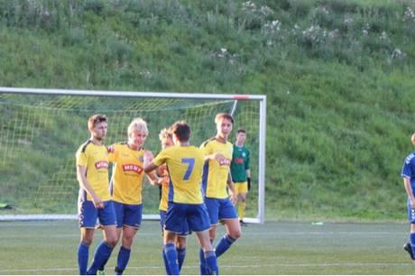 TRIF tabte med 4-2 til Brabrand IF i 4. spillerunde og har stadig sin første sejr til gode i Jyllandsserien 2. Den først sejr skal snart til at indfinde sig.