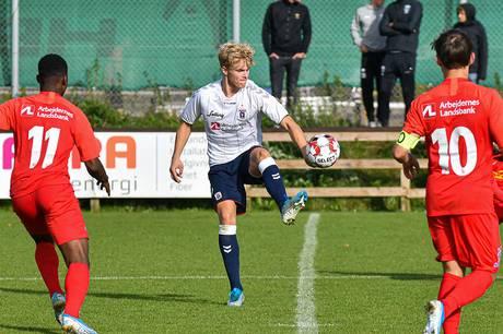 Mads Thorsøe Bager har lavet en aftale med Skive IK efter, at den tidligere ungdomsspiller i IF Midtdjurs i sommerpausen stoppede sit virke hos AGF.