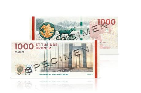 Sydøstjyllands Politi har i de sidste par uger modtaget flere anmeldelser om køb af varer med falske 1000-kronesedler i politikredsen.