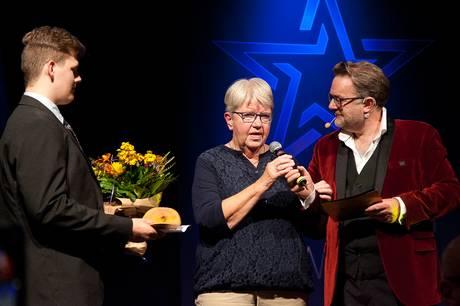 Dorte Nedergaard har en smagfuld mening, om hvad Provstiets Pris skal gå til.