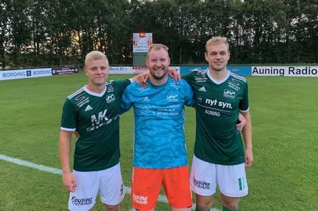 Status som ubesejret efter fem spillerunder for cheftræner Jesper Møgelvang og hans tropper  er okay, men tre uafgjorte kampe i streg batter for lidt i topstriden i Serie 2.
