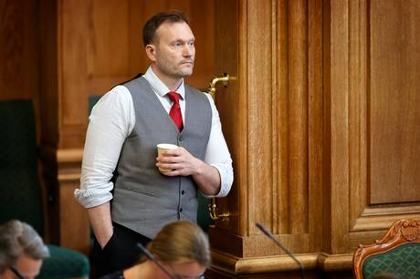Nye Borgerlige-folketingsmedlem og aarhusianer, Lars Boje Mathiesen, var hurtig til at købe et domæne for næsen af socialdemokraterne. De har to muligheder for at få det tilbage, bedyrer drillepinden.