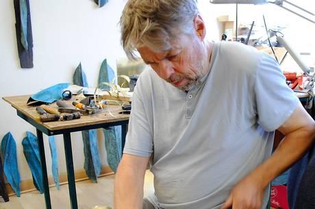 Kunstnere fra nær og fjern samles til Kunst i Favrskov 2021.