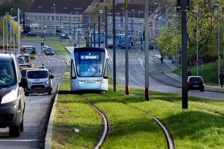 Resultatet af en ny undersøgelse giver yderligere brændsel til debatten om, hvorvidt Aarhus skal have mere letbane.