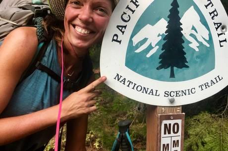 Gitte Holtze gik fra Mexico til Canada, og blev på de 4.265 km klogere på livet og tilværelsen.