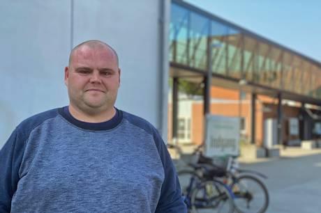 43-årige Thomas Larsen har et indgående kendskab til Grenaa Idrætscenter, som han nu skal lede.