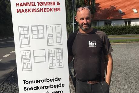 Frank Berthelsen kan i en alder af blot 50 fejre 35 års jubilæum