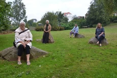 Initiativgruppe arbejder på at rejse en kunstbygning i Ry for kunstneren Anna Klindt Sørensen