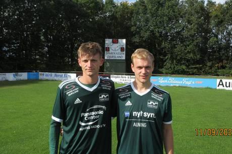 De to måske stærkeste traditionsklubber på Djursland, Nørager og Vivild, hænger på i toppen af Serie 2, og er de eneste reelle trusler til rækkens duks, Aarhus Black Vipers.