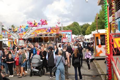 Mere end 50.000 gæster tog i weekenden turen til Hammel Hestemarked, som forløb i højt humør og uden ballade.