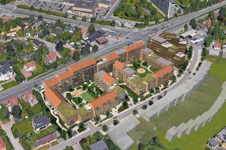 Over 500 boliger skal bygges i Risskov, har byrådet besluttet. »Man smadrer et område,« siger formand for grundejerforening, der ikke føler sig hørt.