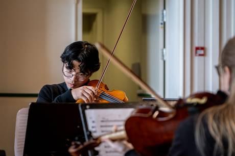 Et kritisk opstartstidspunkt for en ny festival har ikke sat en stopper for Kammermusikfestivalen, der trods corona kan afholdes for tredje gang i år.