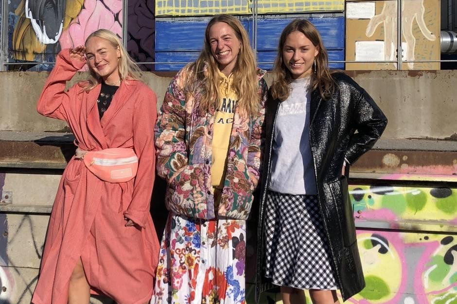 Nu får aarhusianerne også mulighed for at prøve det cirkulære koncept af, hvor du kan bytte dit tøj til nyt, sælge dit eget tøj på Veras Market eller købe nyt, brugt tøj på markedet. Pressefoto