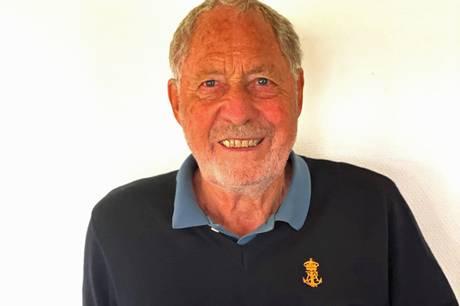 Bo Sørensen slog sin alder med to slag på golfbanen i Grenaa.