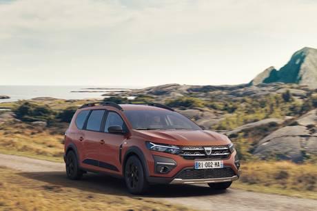 Dacia viser den nye Jogger SUV, der erstatter både Logan og Lodgy.