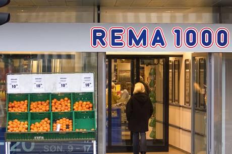 Kunde stjal penge fra supermarked i Roskilde og stak af.
