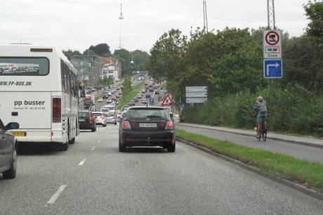 En række projekter på ringgaden skal forbedre fremkommeligheden for trafikanter og øge sikkerheden for fodgængere.