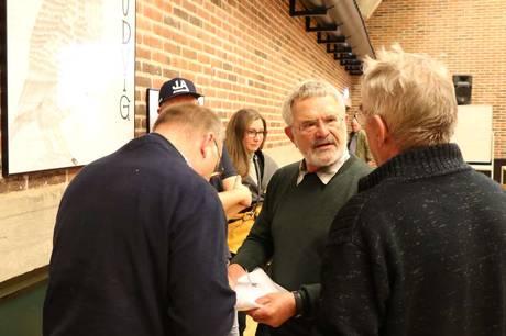 Otte nye personer blev valgt ind i DN Syddjurs bestyrelse under et årsmøde onsdag aften.