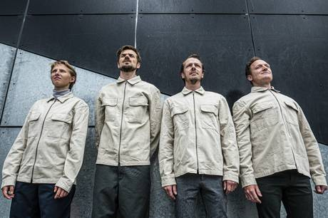 Forestillingen 2084 har danmarkspremiere onsdag 29. september på Teater Katapult i Aarhus. Foto: Konrad Schaller