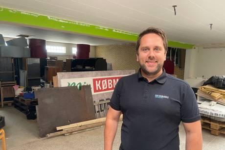 Feldballes nye købmandsbutik skal inspirere andre lokalsamfund til at få en købmandsbutik tilbage.