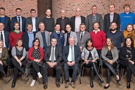 Alle partier i kommunalbestyrelsen står bag budgettet for 2022.