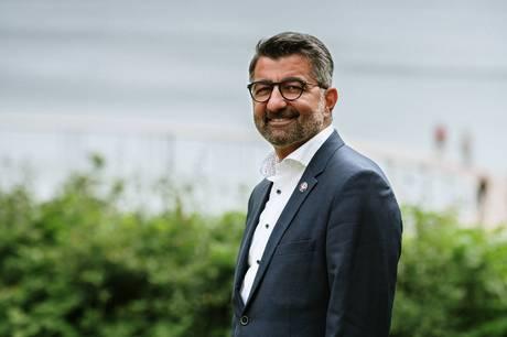 Nyt bykvarter skal være mere åbent og grønt, mener rådmand Bünyamin Simsek (V) i ny pressemeddelelse.