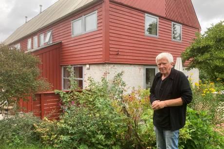 Overdrevet i Hinnerup er ét stort bofællesskab med folk i alle aldre.