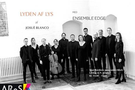 Vokalgruppen Ensemble Edge, det første Aarhus-baserede kammerkor. Pressefoto