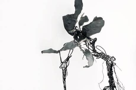 Thorsager-tekstildesigner har sammen med ædelmetalformgiver lavet en udstilling, man kan opleve i Kolding.