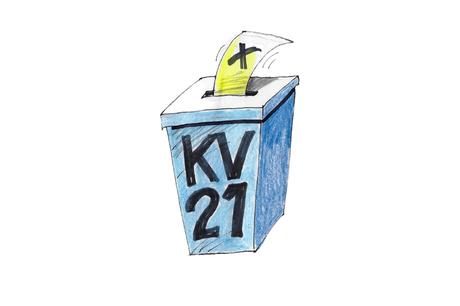 Få overblikket over stemmesedlen til det kommende kommunalvalg i Aarhus.
