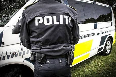 En yngre mand blev tirsdag aften frarøvet kontanter i Frederiksværk.