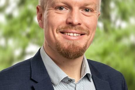 Thomas Cordtz,  borgmesterkandidat for Det Konservative Folkeparti. Pressefoto