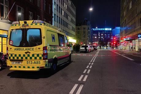 Københavns Politi har anholdt en mand i 20érne for voldtægt begået mod en kvinde i indre København.