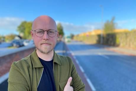 Byrådskandidat vil have farten sænket i Viby.