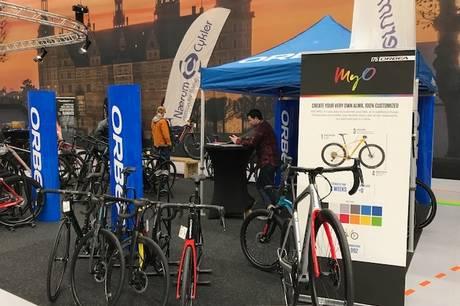 Messen finder sted 30. til 31. oktober og er Jyllands største cykelmesse.