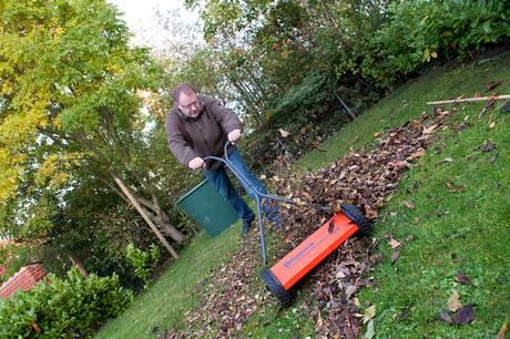 Jordtemperaturen er afgørende for, hvornår du skal slå græs sidste gang, men husk at græsset ikke må være for langt, hvis du vil have en nydelig græsplæne næste forår.
