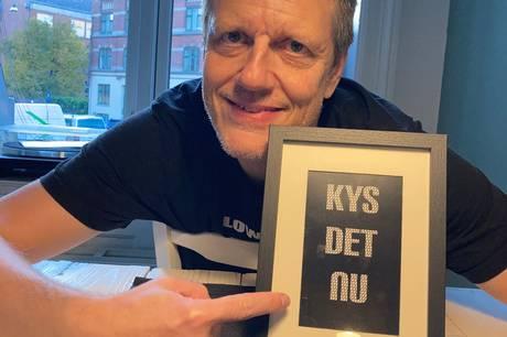 Mikael Strøm Eriksen og Morten Rosenberg Panduro er mændene bag en ny podcast om Aarhus-bandet, et band som stort set har fulgt de to gennem hele livet.