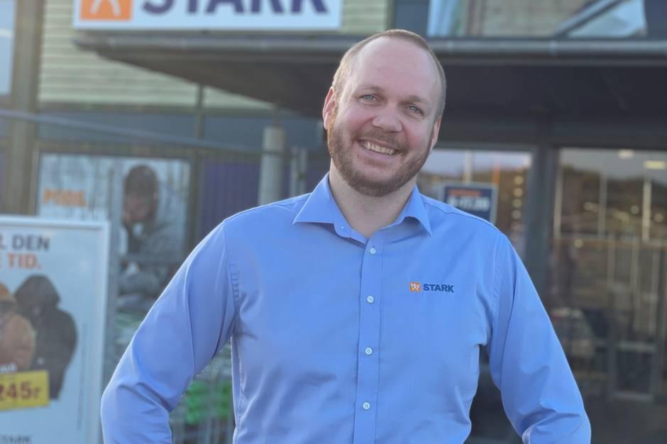 Stark Skanderborg har fået ny direktør