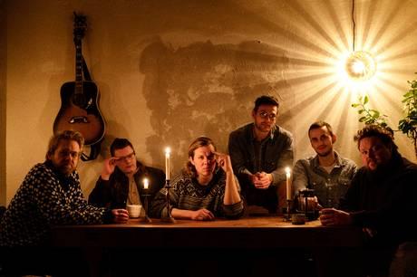 Det lokale band Sidste Udkald kan lørdag23. oktober kl. 20 opleves på Kulturloft på Maltfabrikken. Pressefoto