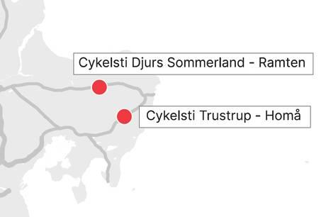 Forligspartier på Christiansborg har fordelt millioner.