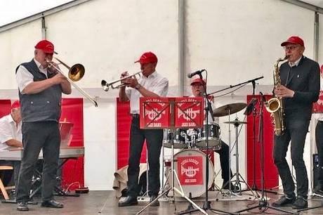 Royal Garden Jazzband stopper efter 65 år.