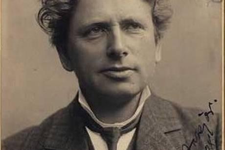 Jeppe Aakjær spillede en stor rolle i sin samtid, hvor industrialiseringen prægede land og by. Pressefoto
