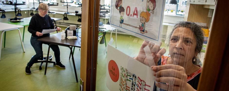 Rani Bødstrup Hørlyck har været landskendt for at drive en skole, der var god til at løfte elever med anden etnisk baggrund. Foto: Casper Dalhoff