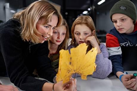 Et populært fritidstilbud slår igen i år dørene op for skoleelever i Skanderborg fra 4., 5. og 6. klasse, der vil gå til videnskab efter skole
