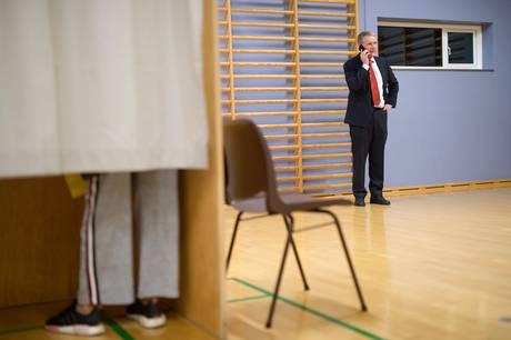 Mød politikerne på tomandshånd til Lokalavisens valgmøde.