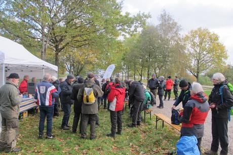 Aarhus Fodslaw håber, at flere får øjnene op for vandremotion, da det er en motionsform, som kun kræver fornuftigt fodtøj, så alle kan deltage. Pressefoto