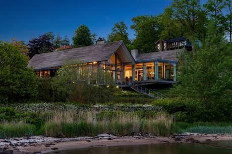 Nogle af landets dyreste villaer ligger i Jylland.