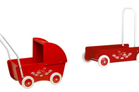 Legetøjsproducenten Maki har konstateret fejl på enkelte partier af to produkter, som nu tilbagekaldes.