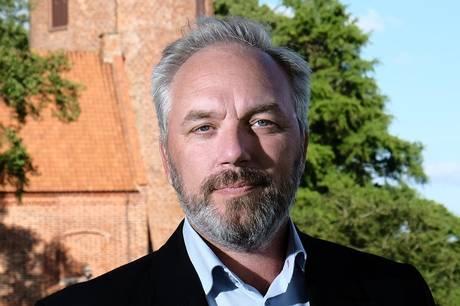 Steffen G. Møller, kandidat for Dansk Folkeparti i Skanderborg kommune. Pressefoto